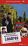 Le journal de Nicolas Dorthiez à Londres