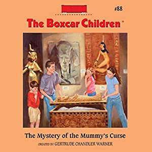 The Mystery of the Mummy's Curse Audiobook