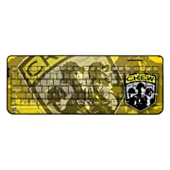 MLS Columbus Crew Wireless USB Keyboard by Keyscaper
