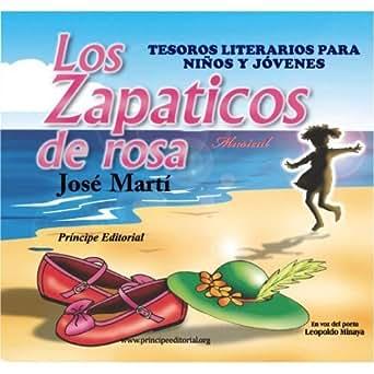 Amazon.com: LOS ZAPATICOS DE ROSA (TESOROS LITERARIOS PARA NINOS Y