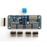 16-Channel 12-bit PWM Servo Driver with I2C Interface