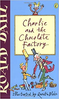 Charlie and the chocolate factory illustrated book