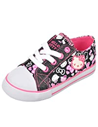Hello Kitty Lil Lacey Sneaker (Toddler)