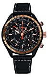 Tx Gents 600 Series Pilot Fly-back Chronograph Watch T3c429