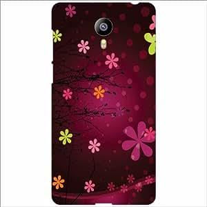 Meizu M2 Back Cover - Colored Desiner Cases