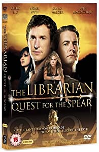 The Librarian: Quest for the Spear [DVD]