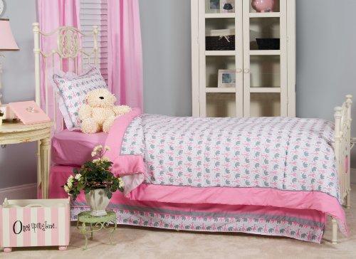 Pam Grace Creations Sassy Safari 3 Piece Twin Bedding Set front-1058903