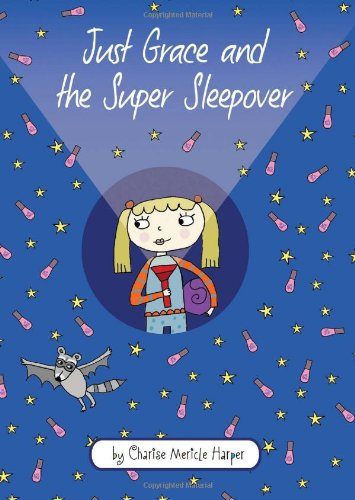 Just Grace And The Super Sleepover (The Just Grace Series) front-76156