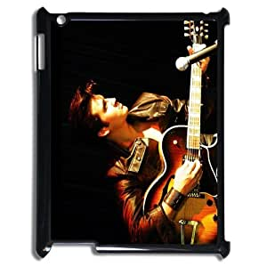 Original Elvis Presley Super Rock Singer Decorative and Protective Hard Case for Ipad 1/2/3/4, Best Gift Choice for Fans
