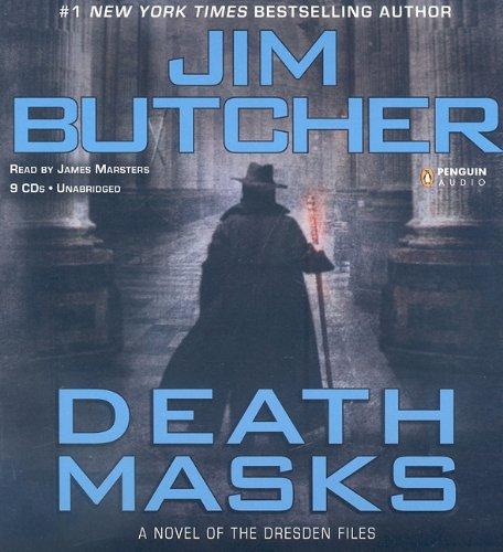 Death Masks (Dresden Files) (Jim Butcher Cd compare prices)