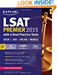 Kaplan LSAT Premier 2015 with 6 Real...