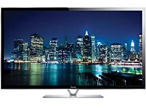 Panasonic VIERA TC-P60ZT60 60-Inch 600 Hz 1080p 3D Smart Plasma TV