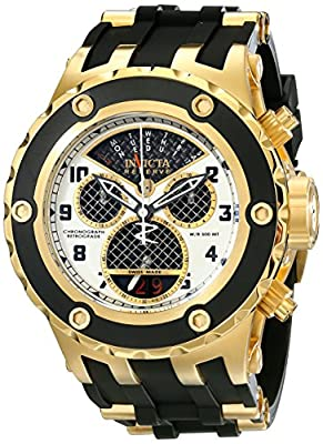 Invicta Men's 16314 Subaqua Analog Display Swiss Quartz Black Watch