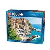 King Manarola Jigsaw Puzzle (1000 Pieces)