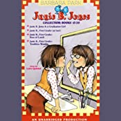Junie B. Jones Collection: Books 17-20 | [Barbara Park]