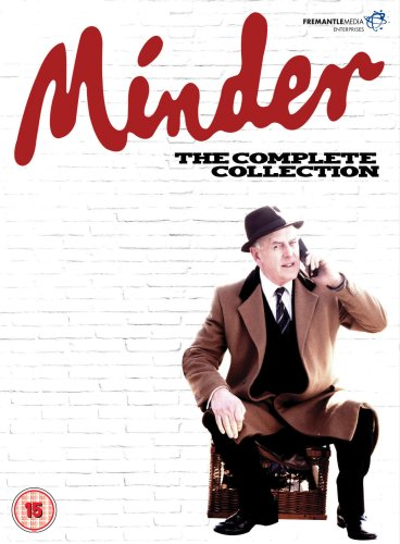 Classic Minder: The Complete Series [DVD]