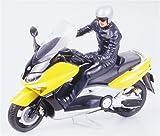 1/24 スポーツカーシリーズ ヤマハTMAXとフィギュアセット