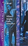 img - for When Night Falls (Silhouette Intimate Moments) book / textbook / text book