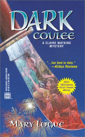 Image for Dark Coulee (Worldwide Library Mysteries)