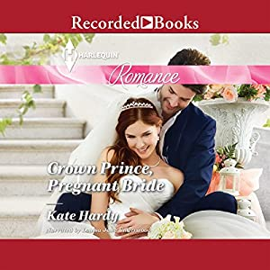 Crown Prince, Pregnant Bride Audiobook