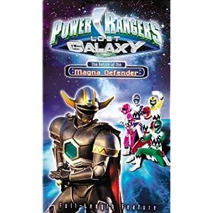 Amazon.com: Power Rangers - Lost Galaxy - Return of Magna ...Power Rangers Lost Galaxy Magna Defender Vhs