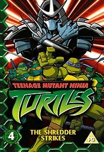 Teenage Mutant Ninja Turtles, Vol. 4: The Shredder Strikes [2003] [DVD]