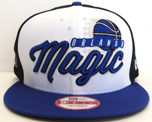 Orlando Magic Retro New Era Chriograph Snapback Cap Hat M L