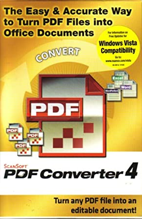 PDF Converter 4 (4.0) ~ [Windows XP,2000,2003]