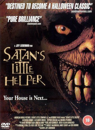 Satan's Little Helper [DVD]