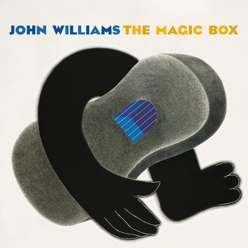 John Williams: The Magic Box by John Williams, Francis Bebey, Timothy Walker, Paul-Bert Rahasimanana and Jean Mwenda