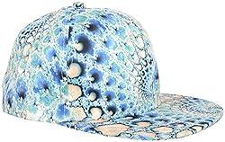 Masti Station Unisex Party Hat (Gphhc01, Blue)