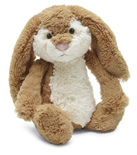 "Jellycat® Bashful Wriggle Bunny, Medium - 12"" front-914865"