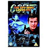 James Bond - The Spy Who Loved Me (Ultimate Edition 2 Disc Set)  [DVD] [1977]by Roger Moore