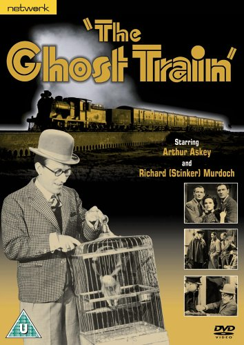 Ghost Train [DVD] [1941]
