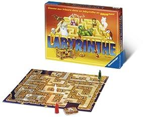 Ravensburger - 26001 - Jeu de société - Labyrinthe