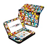 Disney Friends Design Protective Decal Skin Sticker (High Gloss Coating) for Nintendo 3DS XL Handheld Gaming System