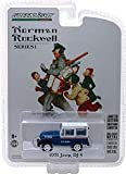 Greenlight - Norman Rockwell Collection Series 1-1971 Jeep DJ-5