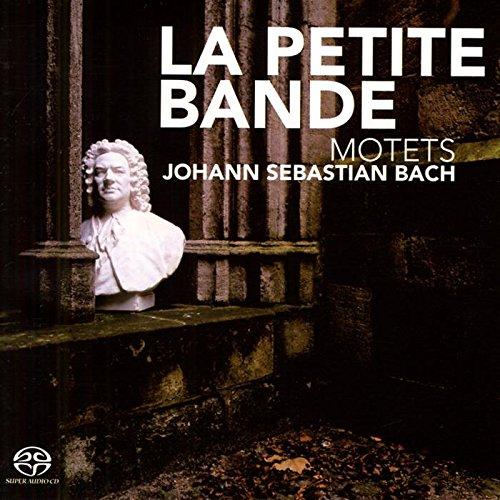 SACD : BACH,J.S. / LA PETITE BANDE / KUIJKEN - Motets