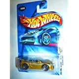 Hot Wheels 2004 First Editions Mitsubishi Eclipse 90/100 GOLD 090 1:64 Scale