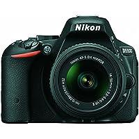 Nikon D5500 DX-format Digital SLR with AF-P 18-55mm VR Len Kit