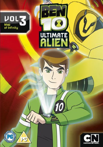 Ben 10: Ultimate Alien Volume 3 [DVD]