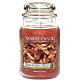 Yankee Candle Large Jar Candle, Cinnamon Stick