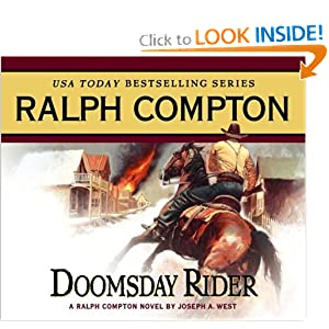 Doomsday Rider (Ralph Compton Novel) Ralph Compton and Joseph A. West