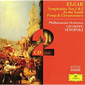 Elgar: Symphony No. 1; In the South; Pomp & Circumstance (2 CDs)