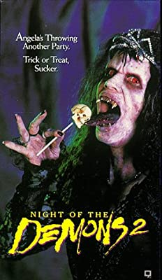 Night of the Demons 2 [VHS]