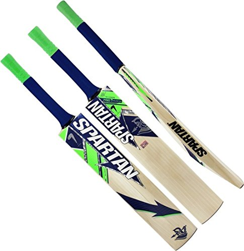 Belco Spartan MSD Run No 5 CB154B Kashmir Willow Cricket Bat (Assorted)