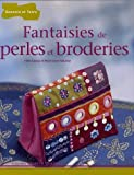 echange, troc Irène Lassus, Marie-Anne Voituriez - Fantaisies de perles et broderies