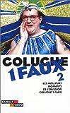 echange, troc Coluche : 1 Faux n°2 [VHS]
