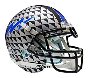 NCAA Air Force Falcons Authentic Alt Four XP Football Helmet by Schutt