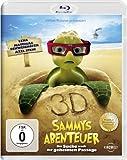 DVD Cover 'Sammys Abenteuer - Die Suche nach der geheimen Passage [3D Blu-ray]